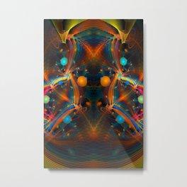 flock-247-12244 Metal Print