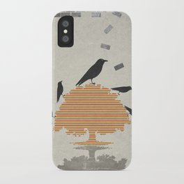 The Carrion Crow 1 iPhone Case
