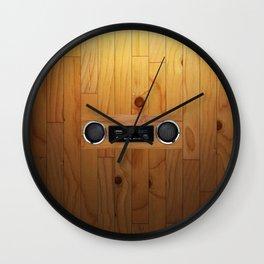 wall retro radio Wall Clock