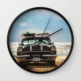 Surf's Up Sauble Wall Clock