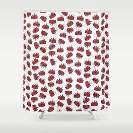 Kween Shower Curtain