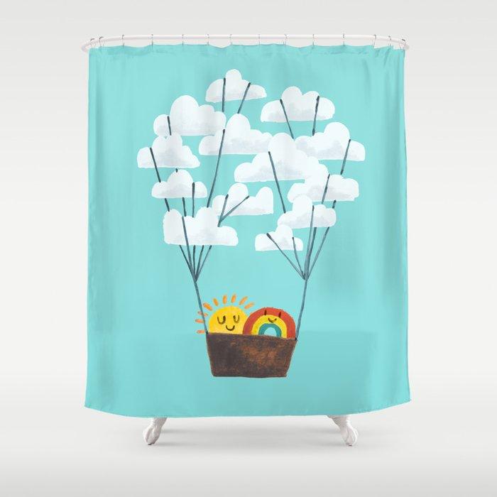 Hot Cloud Balloon