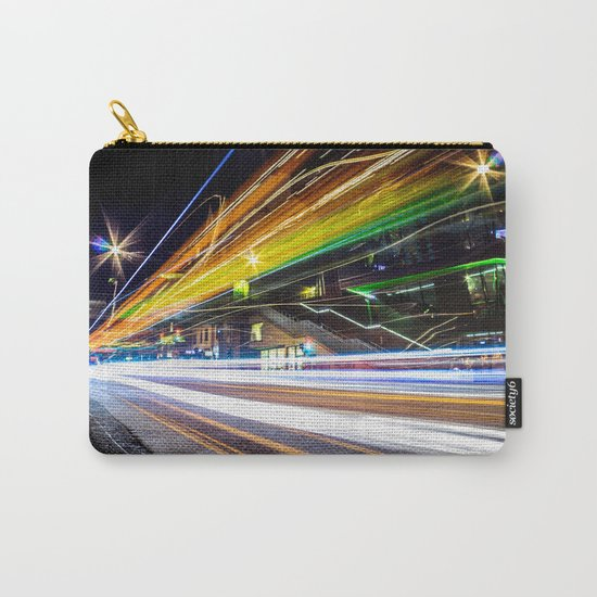 Light Trails 1 Carry-All Pouch