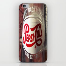 Pepsi-Cola Americana iPhone Skin