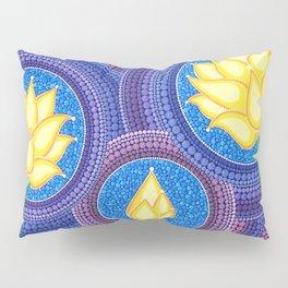 Dreamy Lotus Family Pillow Sham