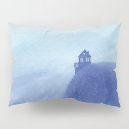 House on the rock, blue mountains Pillow Sham