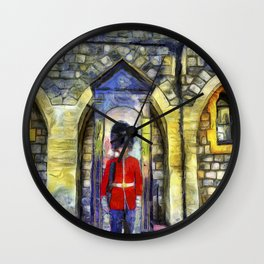 Coldstream Guard Art Wall Clock