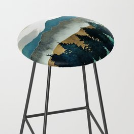 Forest Mist Bar Stool