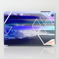 skyline iPad Cases featuring Skyline by GS Designs