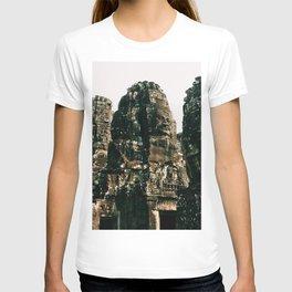 TRANSCENDENCE // The Bayon, Siem Reap, Cambodia T-shirt