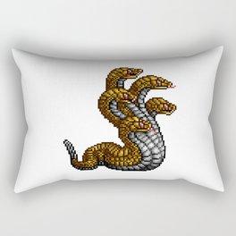 Might And Magic Hydra Rectangular Pillow