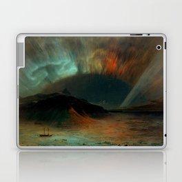 Aurora Borealis by Frederic Edwin Church Laptop & iPad Skin
