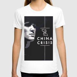 China Crisis (Gary Daly and Eddie Lundon) T-shirt