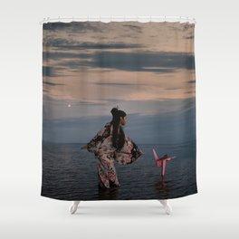 l'Univers secret de Yuki Shower Curtain