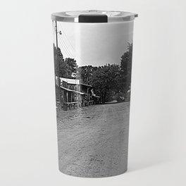 A Country Town Travel Mug
