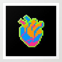Necro Art Print