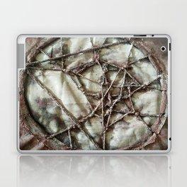 Woven Threads . Dream Catcher Laptop & iPad Skin