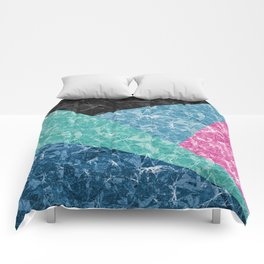 Marble Texture G427 Comforters