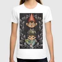 over the garden wall T-shirts featuring Over the Garden Wall. by toibi