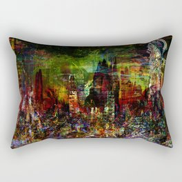 C-City X1-2 Rectangular Pillow