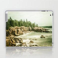 Acadia National Park Maine Rocky Beach Laptop & iPad Skin