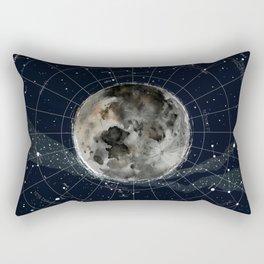 Pathfinder Night Rectangular Pillow