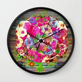 Rare Earth Wall Clock