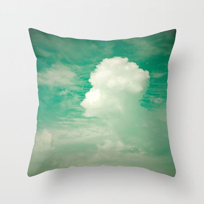 In Somebody Else's Sky Throw Pillow