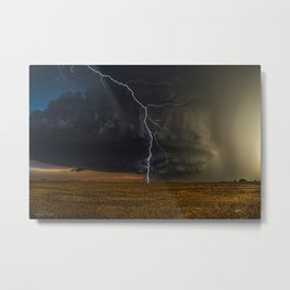 THE KANSAS BEAST 2017 Metal Print