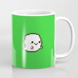 Cute pixel ghost Coffee Mug