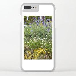 DREAMFUL SUMMERGARDEN Clear iPhone Case