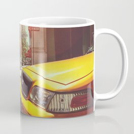 NYC Taxi Cab Coffee Mug