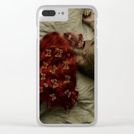 Unconditional Clear iPhone Case