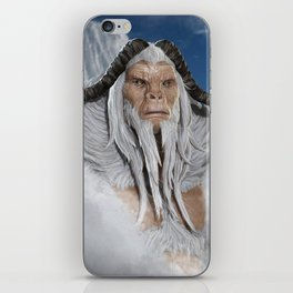 The Great White Ape iPhone Skin