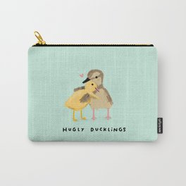 Hugly Ducklings Carry-All Pouch