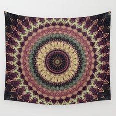 Mandala 273 Wall Tapestry