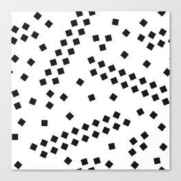 square elements Canvas Print