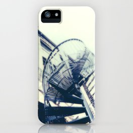 Fire Escape iPhone Case
