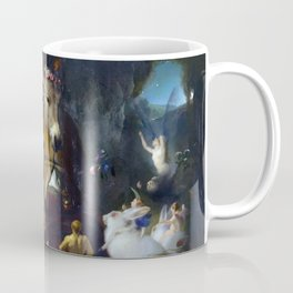 Edwin Henry Landseer Midsummer Night Dream Coffee Mug
