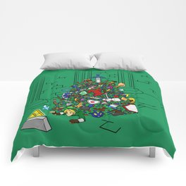 Link's Real Inventory Comforters