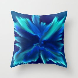 When angels are born Throw Pillow