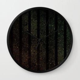 Midnight Jailbreak Wall Clock