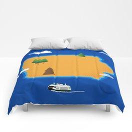 Iowa Island Comforters