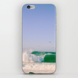 The Set, The Wedge iPhone Skin
