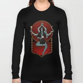 Mistress of Chaos Long Sleeve T-shirt
