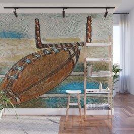 """ Football Bug "" Wall Mural"