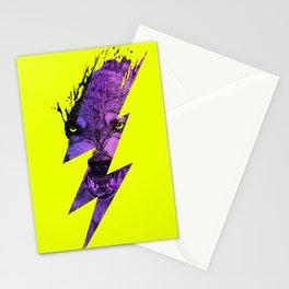 Thunderwolf Stationery Cards