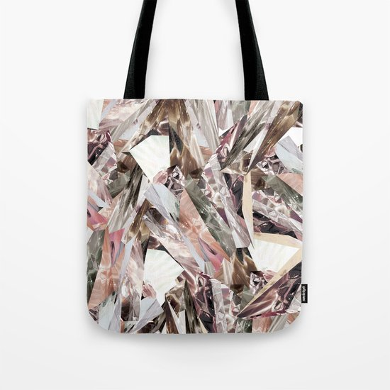 Arnsdorf SS11 Crystal Pattern Tote Bag