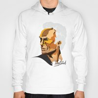 clint eastwood Hoodies featuring Eastwood by zero Bounty