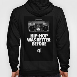 BACK IN THE DAY Hoody